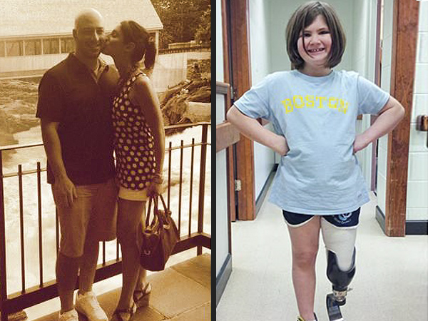 Boston Marathon Bombings One Year Later: 5 Inspiring Stories About Survivors| Couples, Anniversary, Boston Marathon Bombing, Real People Stories