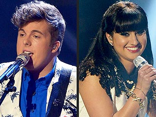 American Idol: Jena Irene and Alex Preston Rule the Night