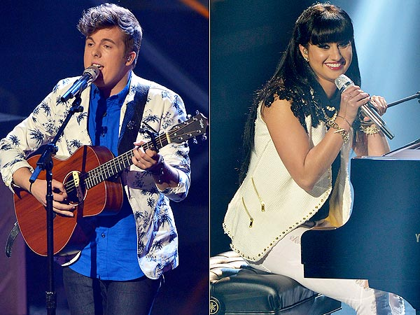 American Idol: Jena Irene and Alex Preston Rule the Night | Alex Preston, Jena Irene