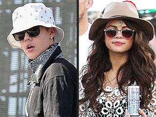 Selena Gomez and Justin Bieber Hit Coachella Together