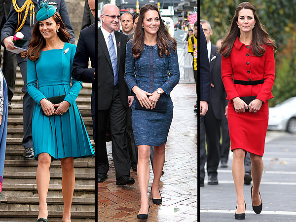 Kate's Royal Tour Style Gets the Thumbs Up Down Under| Alexander McQueen, The Royals, Kate Middleton, Queen Elizabeth