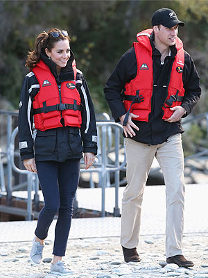 Prince William and Kate Tour a Vineyard – and Ride a Speedboat| The British Royals, The Royals, Kate Middleton, Prince William