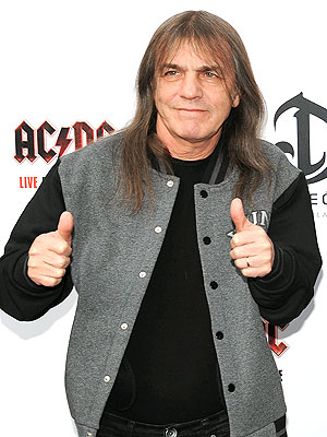 AC/DC Guitarist Malcolm Young Taking Break from Band Due to Illness