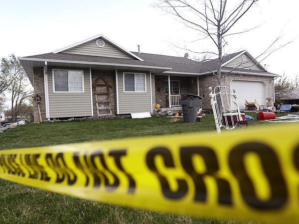 megan hunstman 2 600 Woman Charged with Murder After 7 Dead Babies Discovered in Her Garage