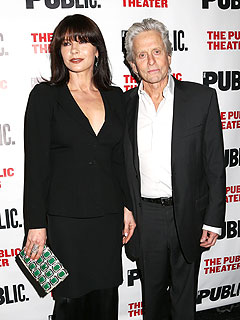 Michael Douglas & Catherine Zeta- Jones Together Again – on the Red Carpet | Catherine Zeta-Jones, Michael Douglas