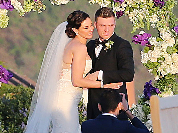 Nick Carter Marries Lauren Kitt| Backstreet Boys, Couples, Marriage, Weddings, AJ McLean, Howie Dorough, Nick Carter