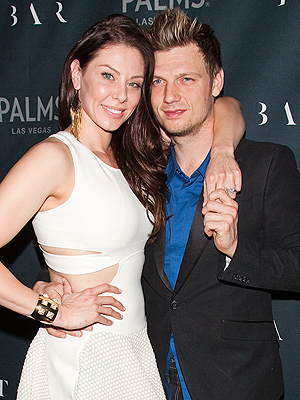 Nick Carter couple