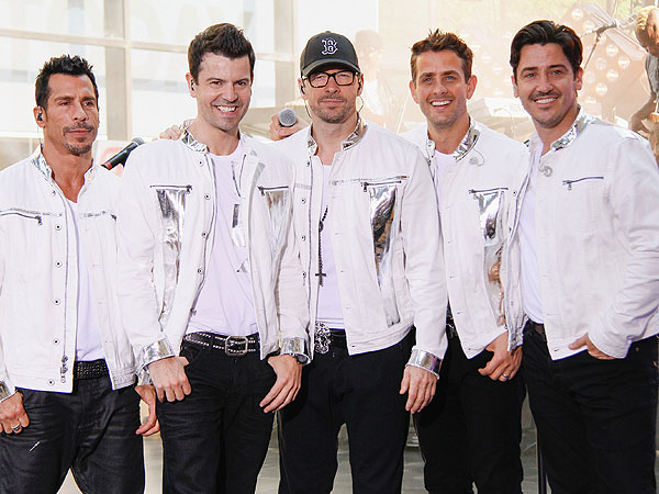 New Kids on the Block to Star in Reality Series – on a Cruise Ship