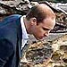 PHOTO: See Prince William on the Edge – of a Cliff in Australia!
