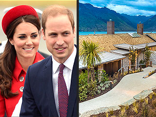 See the Five-Star Lodge Where Kate and Will Stayed in New Zealand