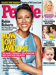 Robin Roberts: I Feel Like I'm a Walking Miracle | Robin Roberts