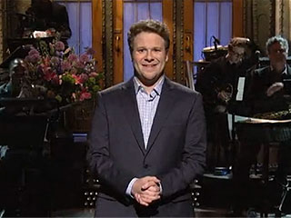 Watch the Highlights from Seth Rogen's Third SNL Hosting Stint