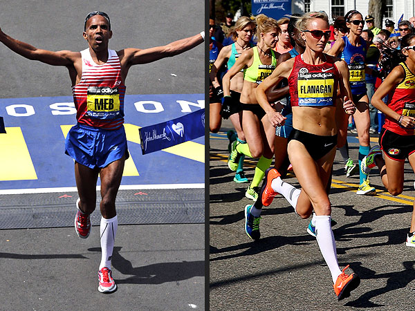 American Wins the Boston Marathon for First Time Since 1985