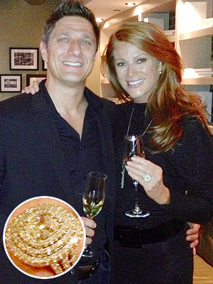 Angie Everhart Got Engaged Where She and Fiancé Shared First Kiss: An Elevator!| Couples, Engagements, Angie Everhart