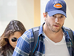 Mila Kunis Brings Her Baby Bump to Brewe