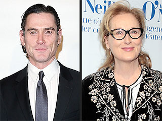 Billy Crudup Reads Son's Poem – as Meryl Streep Looks On