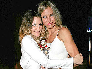 Cameron Diaz: I'm Ready to Babysit Drew's Daughters