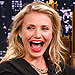 Cameron Diaz Wants to 'Prank' Drew Barrymore's New Baby (VIDEO)
