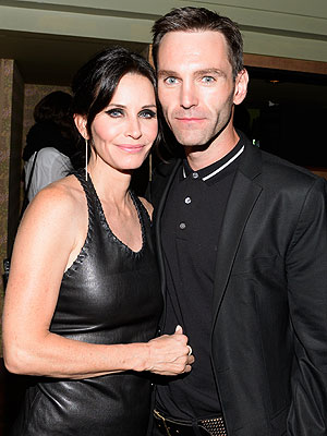 Inside Courteney Cox'sEngagement Joy