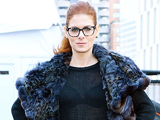 Debra Messing'