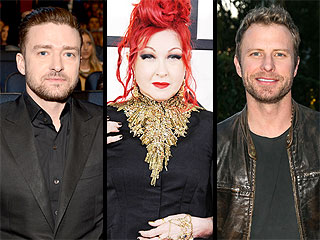 From JT to Cyndi Lauper, What to Listen to Right Now (Playlist)