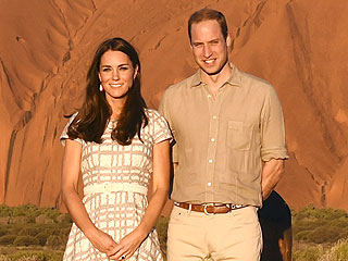 So Cute: What William Asked Kate During Romantic Sunset at Uluru