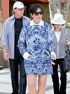 What Split? Kris Jenner Announces Her Love for Bruce on 23rd Anniversary