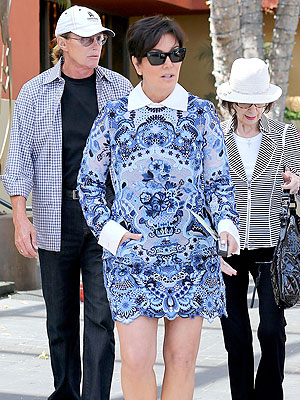 Kris Jenner Posts a Sweet Message to Bruce on Wedding Anniversary