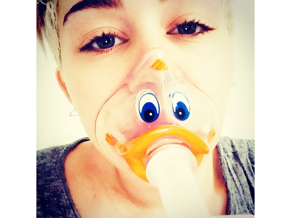 Miley Cyrus Released from Hospital| Battling Illnesses, Music News, Miley Cyrus