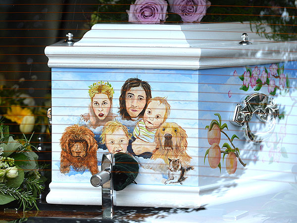 Peaches Geldof Mourned at Funeral in England  Death, Tributes, Bob Geldof, Peaches Geldof
