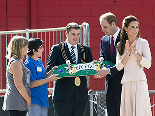 See Prince George's Latest Gift from Down Under (Hint: He's Too Young for It) | Kate Middleton, Prince William