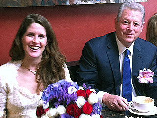 See Al Gore's Daughter's Bohemian-Style Wedding