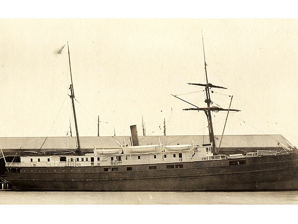 Scientists Release New Images of San Francisco's Deadly 1888 Shipwreck| San Francisco