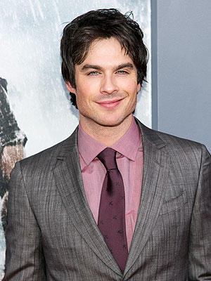 Ian Somerhalder Dating Rumors Shot Down