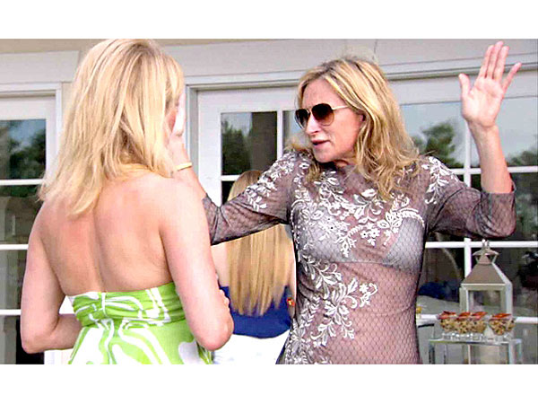 Real Housewives of New York City Recap: Sonja Morgan & Ramona Singer Trade Barbs