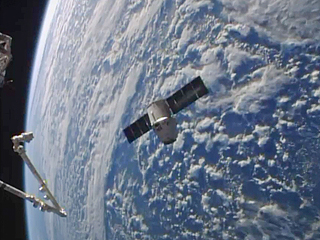 International Space Station Receives Important Easter Morning Delivery