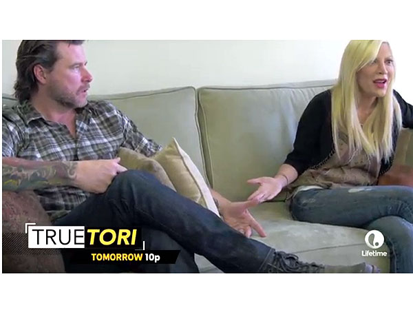 True Tori Preview: Dean McDermott Says Sex with Tori Spelling 'Wasn't Fantastic'