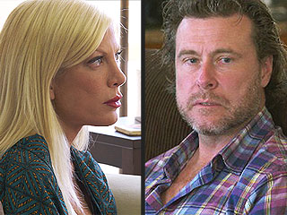Tori Spelling Was with Children the Night Dean McDermott Cheated