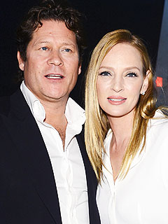 Uma Thurman Has Ended Her Engagement