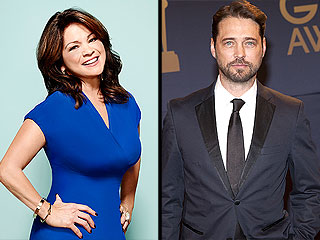 Valerie Bertinelli Hits on Jason Priestley in Hot in Cleveland Scene