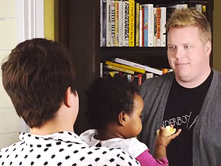 VIDEO: One Dad's Rule About Talking to Adoptive Families