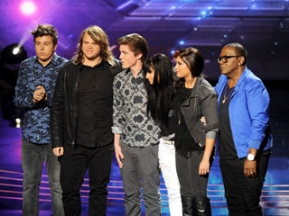 Idol's Shocking Twist: Finalist Reveals Why She Voted Against Immunity for All   Alex Preston, Caleb Johnson, Jena Irene, Jessica Meuse, Randy Jackson, Sam Woolf