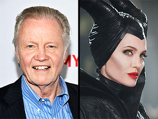 Jon Voight Is 'So Excited' for Vivienne's Role in Maleficent