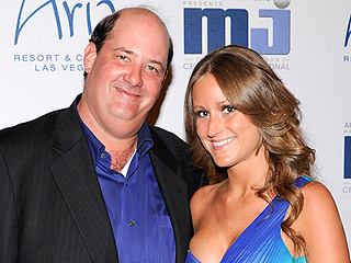 The Office Stars Reunite for Brian Baumgartner's Wedding