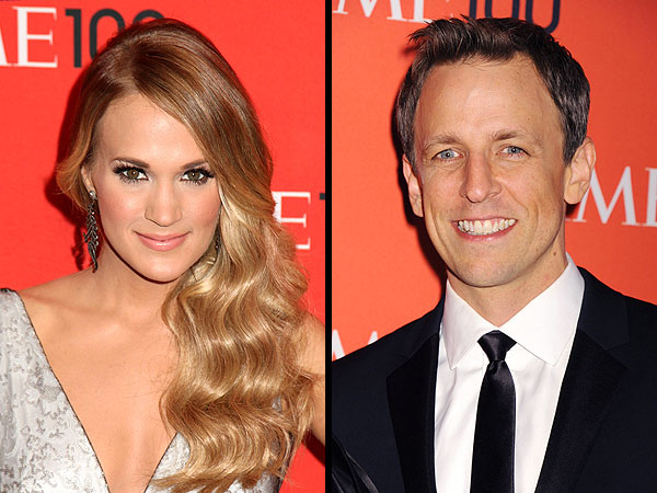 Time 100 Gala: Carrie Underwood, Seth Meyers & More Bring Star Power