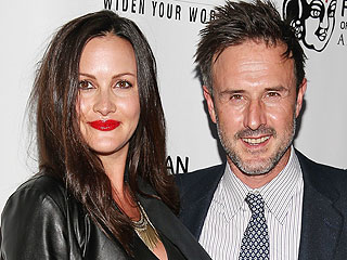 David Arquette Marries Girlfriend Christina McLarty