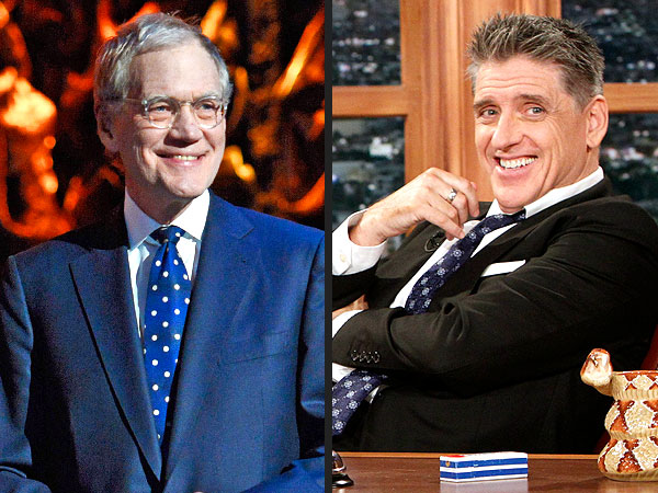 David Letterman on Craig Ferguson's Departure: 'His Show Was Unlike Any Other' (VIDEO)