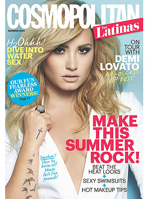 Demi Lovato on Her Bipolar Disorder: 'It's a Daily Thing'| Health, Demi Lovato
