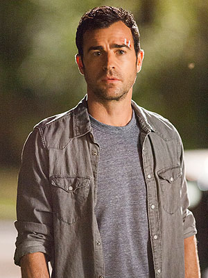 Justin Theroux Survives The Rapture in The Leftovers