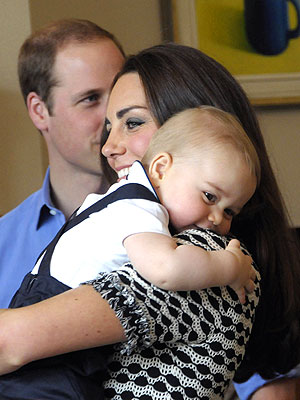 A New Sibling? Astrologer Says Prince George Has Lots of Changes Coming This Year